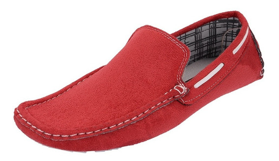 Sapato Barato Mocassim Leve Drive Masculino Ref:7002s