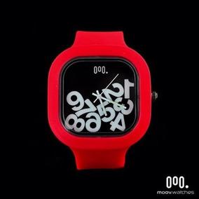 Relogio Silicone Moov Watches P Modify Watches