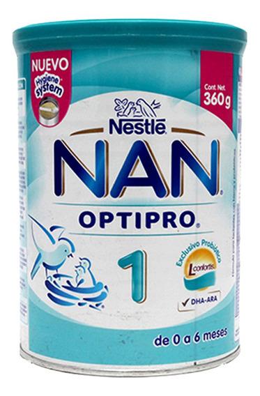 Nan 1 Optipro Formula Infantil De 360 Gr
