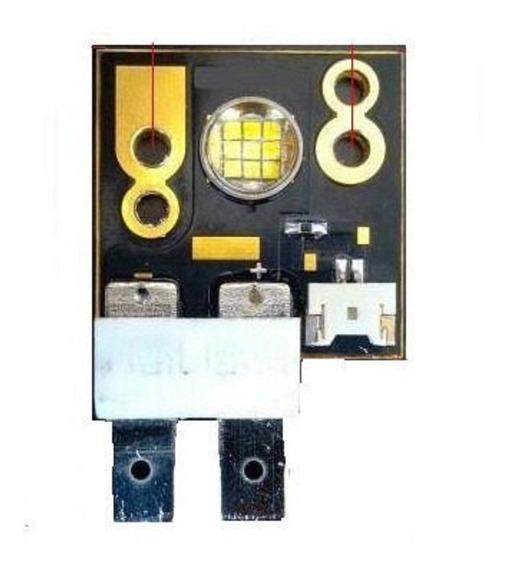 Led 60w Cst Ssd 90 Moving Head Phlatlight Lampada Reposição