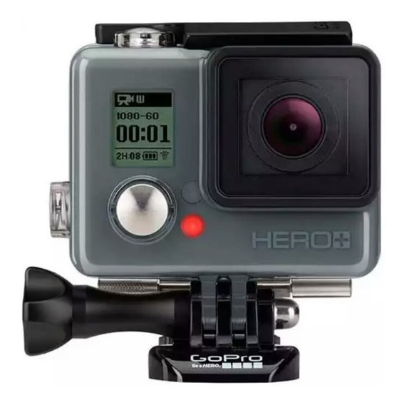 Gopro Hero Plus 8.1mp 1080p Wifi Bluetooth