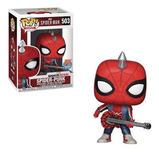 Funko Pop Spider-man Spider-punk Exclusive
