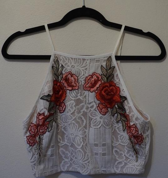 Conjunto Blusa Y Falda Fashion