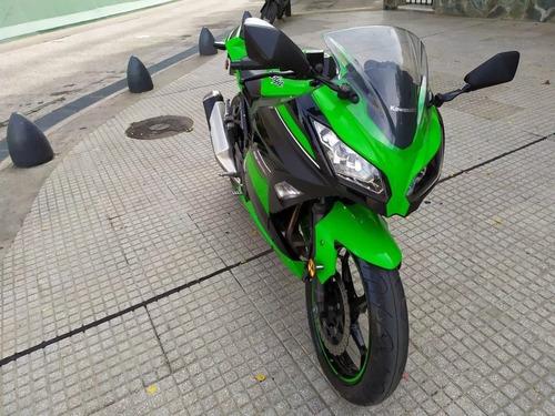Imagen 1 de 3 de 2018 Verde Kawasaki Ninja 300 Abs
