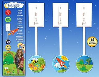 Kidswitch Lightswitch Extension Para Niños Pequeños Laurie