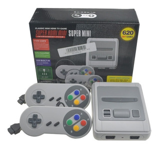 Mini Consola Retro Super Family Juegos Clásicos 2 Controles