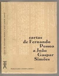 Livros Cartas De Fernando Pessoa-crítica Literária-raro