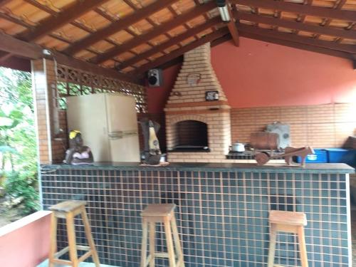 Imagem 1 de 30 de Chácara 1000m2 Casa,sala,cozinha,banheiro,piscina,área Gourmet,varanda - Ch00090 - 69584567