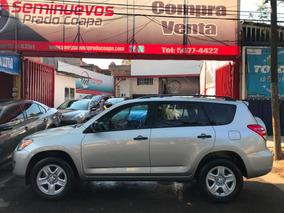 Toyota Rav4 Factura Original Unico Dueño 3 Filas