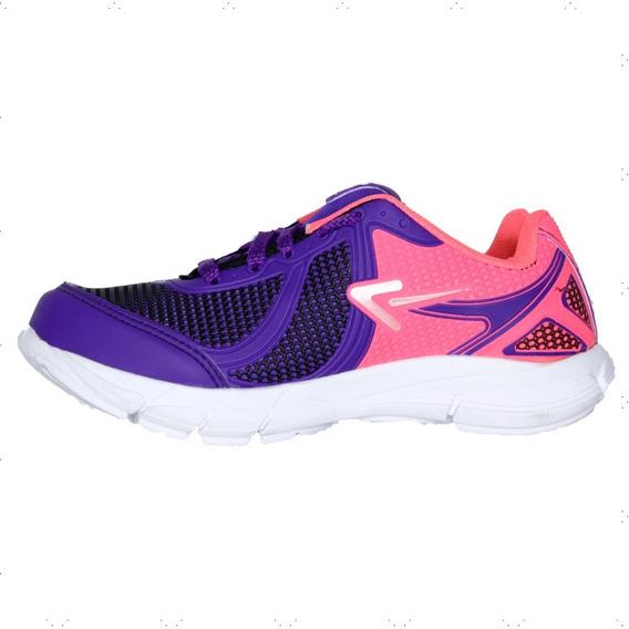 Tênis Feminino Box 200 Uva/pink Promoção