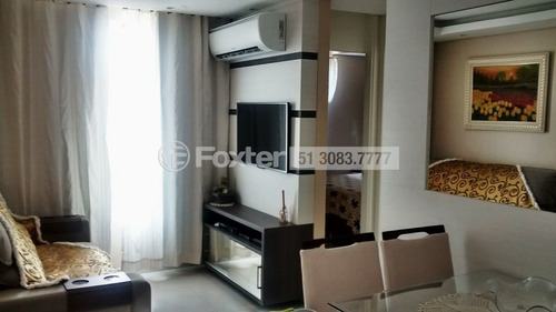 Imagem 1 de 30 de Apartamento, 2 Dormitórios, 43.35 M², Mário Quintana - 203498