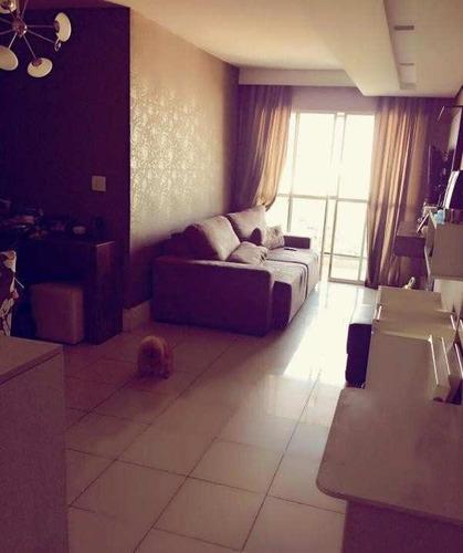 Imagem 1 de 17 de Apto Na Vila Matilde Com 2 Dorms Sendo 1 Suíte, 1 Vaga, 61m² - Ap2684