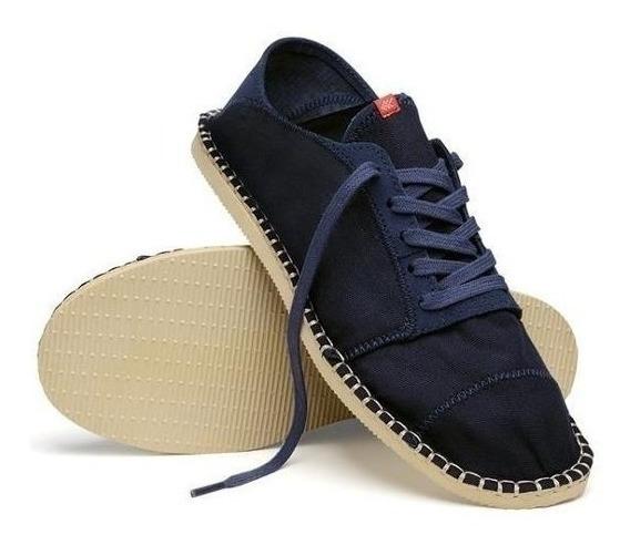 Tênis Alpargata Havaianas Sneaker Lançamento Azul