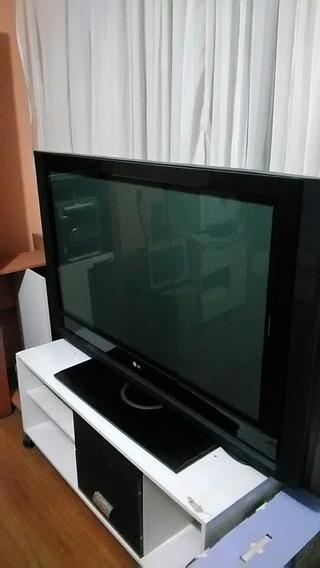 Tv 50 Polegadas Plasma LG Grava 33 Hs Trocar Placa Da Fonte