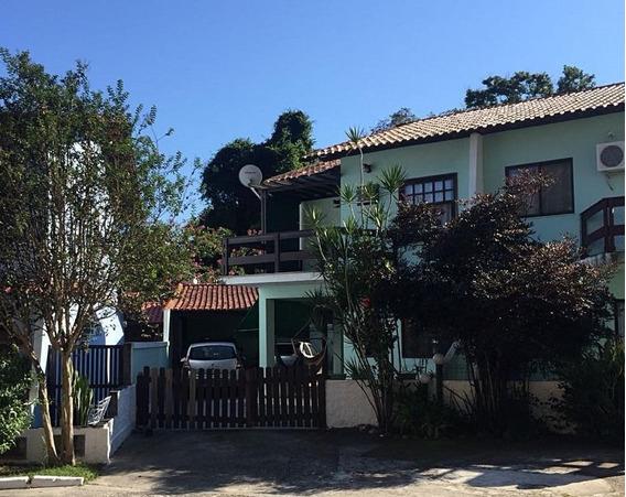 Casa Em Itaipu, Niterói/rj De 160m² 4 Quartos À Venda Por R$ 600.000,00 - Ca244020