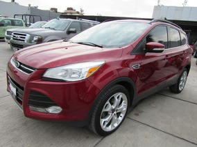 Ford Escape Sel Aut Rojo Imperial 2013