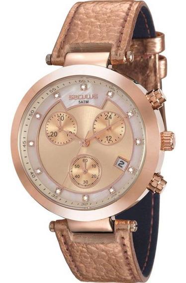 Relógio Seculus Feminino 20450lpsvrr5