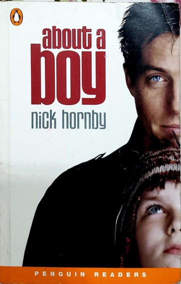 Livro About A Boy De Nick Hornby Editora Penguin Books B2499