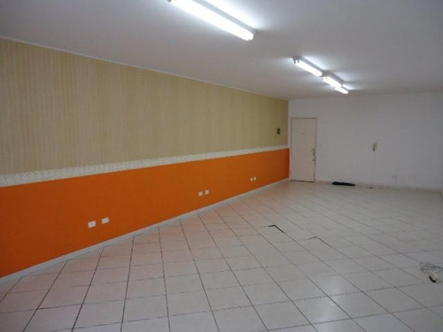 Imagem 1 de 7 de Sala Para Alugar, 60 M² - Jardim Do Mar - São Bernardo Do Campo/sp - Sa4305
