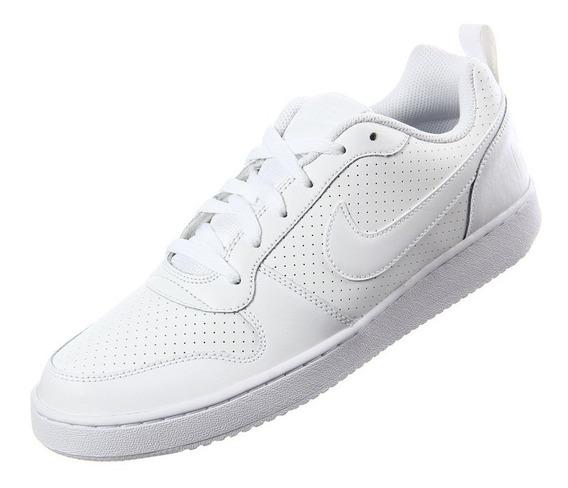 Tenis Nike Court Borough Low Original + Envío Gratis + Msi
