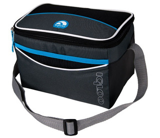Bolsa Térmica Igloo 9 Litros Tech Soft 12 Azul