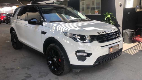 Land Rover Discovery Sport 2015 2.0 Si4 Se 5p Blindada