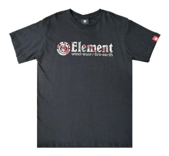 Remera Element Horizontal Fill Tee Boys 23171016 Cne