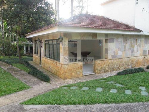 Chácara Com 5 Dormitórios À Venda, 4000 M² Por R$ 1.200.000,00 - Alvarenga - São Bernardo Do Campo/sp - Ch0002