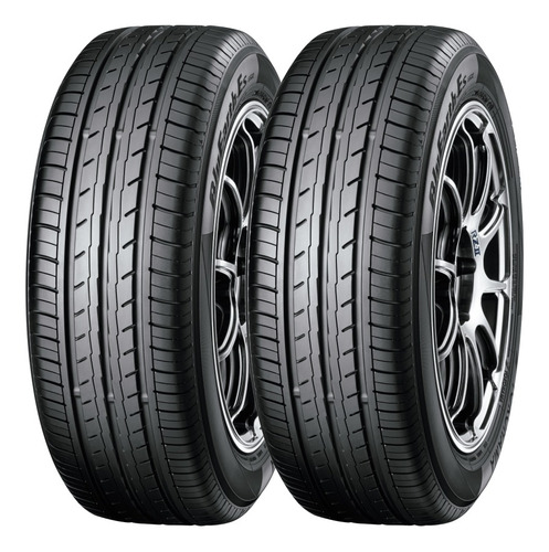 Imagen 1 de 6 de Kitx2 Neumáticos 175/65r14-82h Es32 Yokohama
