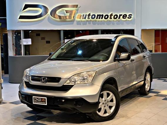 Honda Crv Lx 2.4n At | 141.000km | 2009 | Rec.menor/financio