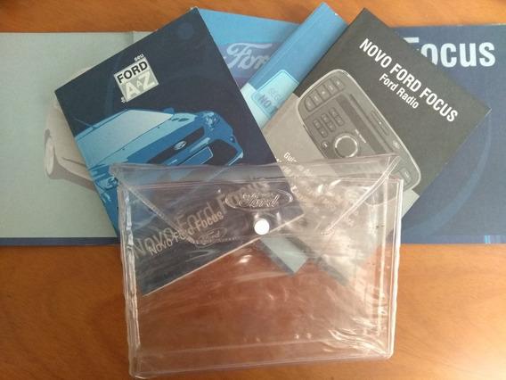 Manual Do Proprietário Ford Focus 2010