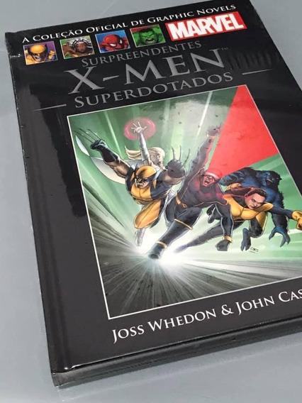 Surpreendentes X-men Superdotados Salvat Volume 36 Capa Dura
