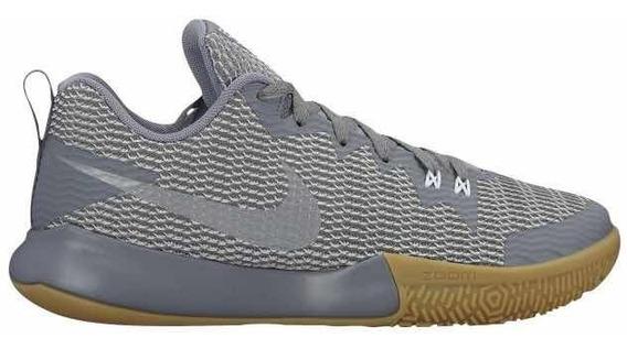 Nike Zoom Live Ii Gris Basketball