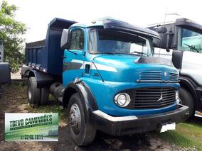Caminhão M. Benz 1113 - Caçamba - 4x2