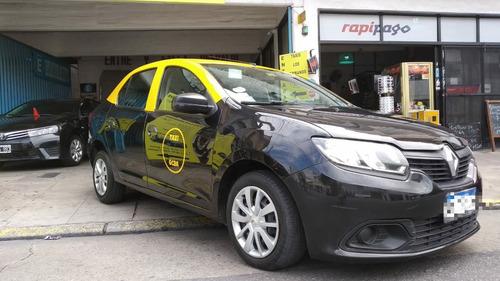 Renault Logan Autenthique Plus  Año 2018 Gnc
