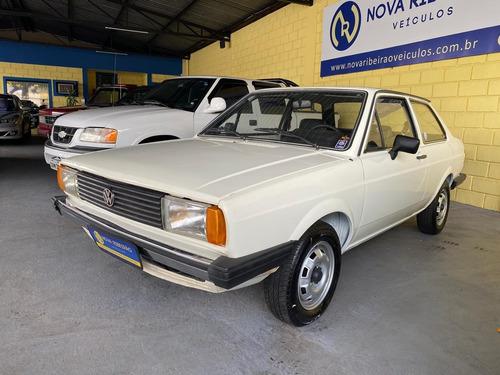 Volkswagen Voyage 1.0 Branco 1982