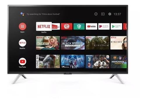 Imagen 1 de 5 de Smart Tv 32 Hitachi Le32smart17 Android