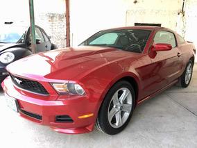 Ford Mustang Lujo V6 Mt 2011