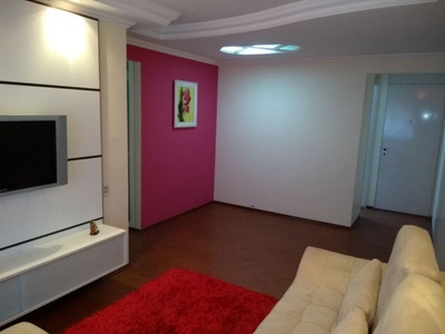 Apartamento Em Tatuapé, São Paulo/sp De 79m² 3 Quartos À Venda Por R$ 560.000,00 - Ap140281