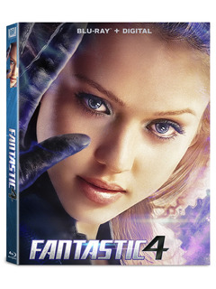 Blu-ray : - Fantastic Four (repackaged, Widescreen)