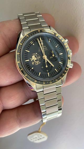 Relógio Omega Speedmaster Apollo Xl Ed. De 50th Anos Anivers