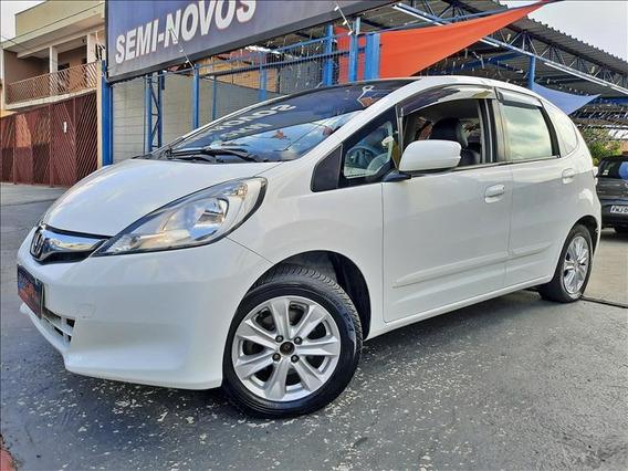 Honda Fit Fit 1.4 Lx 16v Flex 4p Automatico 2014