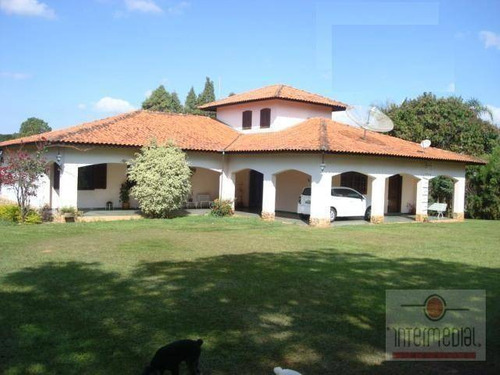 Chácara Residencial À Venda, Jardim Flamboyant Ii, Boituva. - Ch0366