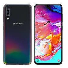 Samsung A70 128gb 365 Samsung A30s 64gb 245 +mica+estuche
