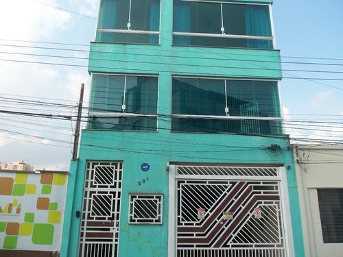 Imagem 1 de 6 de Prédio Comercial Centro De Guarulhos Com 605 M2-r$ 18 Mil