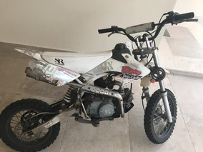 Moto Stomp Racing 120cc