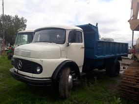 Camion Mercedes Benz 1114 Volcador Batea Tractor