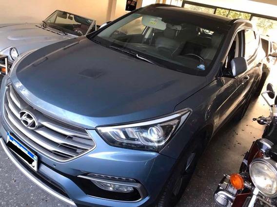Hyundai Santa Fe 2.2 Premium 7as Crdi 6at 4wd 2016