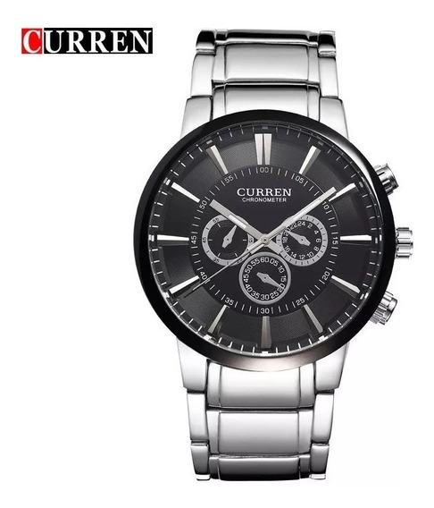 Relógio Curren Masculino Importado Original
