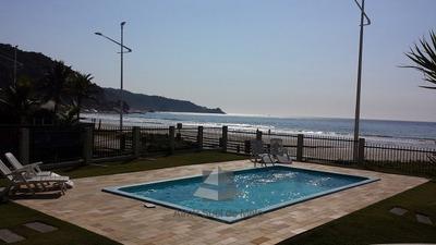 Apto Tríplex Beira Mar C/ 4 Dormitórios E Piscina - Bi-103-3